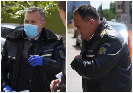 Cei doi poliţişti de frontieră ridicaţi din vama Borş au fost reţinuţi pentru 24 de ore. Ce spun avocaţii