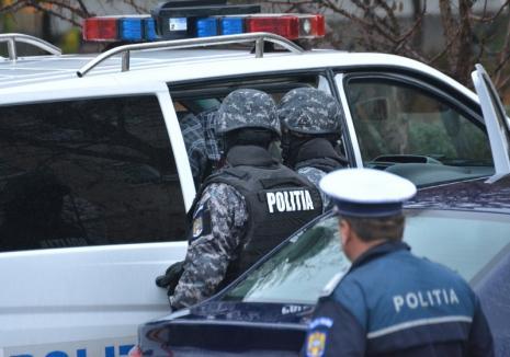Percheziții în Bihor: Polițiștii caută dovezi într-un dosar cu escrocherii cu dispozitive medicale şi o fraudă de peste 8 milioane de lei