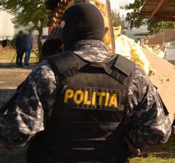 Dezvăluiri şoc în cazul jafului de la şeful Faist: Tâlharul mascat era îmbrăcat în haine cu inscripţia 'Poliţia'!