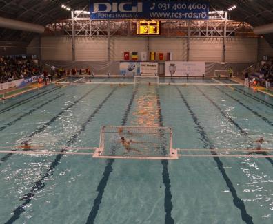 Bazinul Olimpic găzduieşte turneul zonei de nord a Campionatului Naţional de polo juniori III