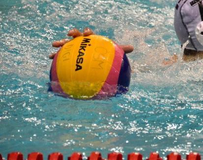 Poloiştii de la CS Crişul au dominat clar primul turneu final al Campionatului Naţional de juniori, de la Arad