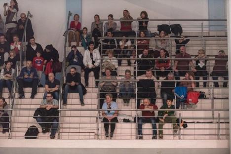 Micuţii de la CS Progress şi stelele poloului orădean au luptat pentru Vladimir (FOTO)