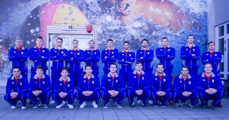 Orădenii sunt aşteptaţi alături de Vladimir, la ediţia a IV-a a meciului caritabil de polo de Crăciun