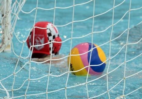 Bazinul Crişul va găzdui turul Campionatului Naţional de polo pe apă feminin pentru junioare