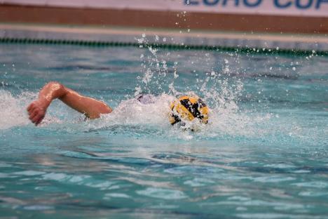 Oradea va găzdui în luna martie şi turneul din turul Campionatului Naţional de polo juniori III