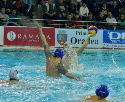 "România a învins Rusia, cu 11-8, la Bazinul Olimpic ""Ioan Alexandrescu"" (FOTO)"