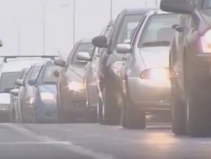 Măsură fără precedent, în Italia: Circulaţia maşinilor, interzisă timp de 3 zile din cauza poluării