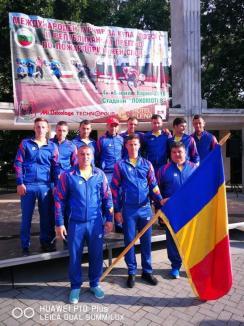Pompierii bihoreni, la competiţia internaţională 'Cupa Odessos'