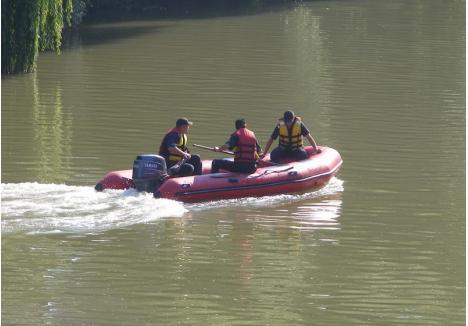 Scaldă fatală: Tânăr luat de apele Crişului Repede, în Oradea