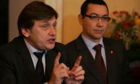 Alianţa PSD-PNL-PC a fost pecetluită