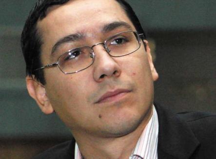 Victor Ponta, noul preşedinte al PSD