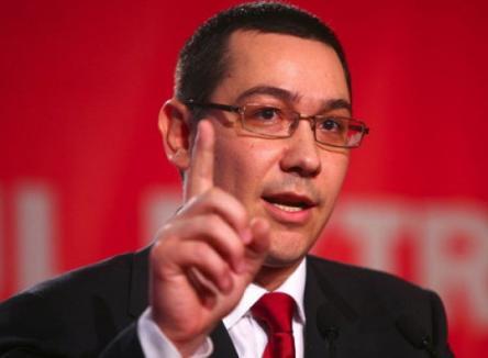 Ponta, dispus să acorde UDMR un post de ministru