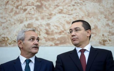 Ponta acuză: Dragnea a fost informat de SRI că urma să i se facă un flagrant