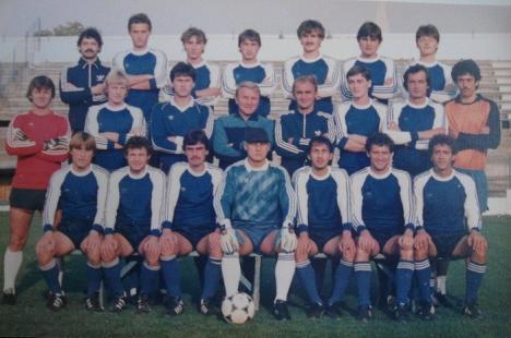 A încetat din viaţă Alexandru Balasz, portarul echipei FC Bihor din anii 80