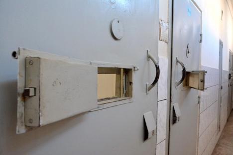 'Departe de lumea dezlănţuită'. Ce condiţii au deţinuţii din Penitenciarul Oradea (FOTO/VIDEO)