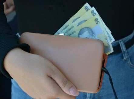 Arestat pentru 30 de zile: Un bărbat a furat trei portmonee în trei zile consecutive în Oradea