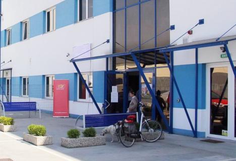 Poşta Română are un nou punct de lucru, în Parcul Industrial 1 din Oradea (FOTO)