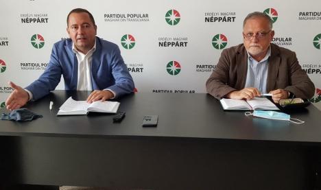 """Zatykó Gyula, consilierul PPMT al primarului Bolojan, candidat împotriva şefului: """"Nu sunt naiv, ar fi o minune să câştig!"""""""