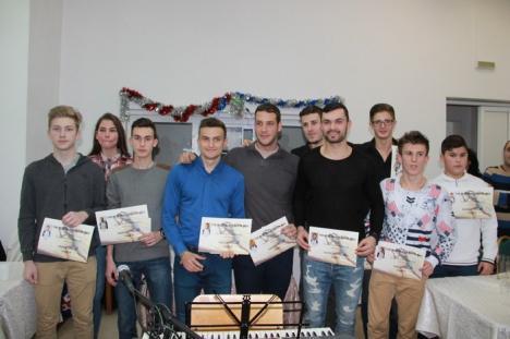 Aruncătorul de suliţă Andrei David, cel mai bun atlet al judeţului Bihor în 2015!