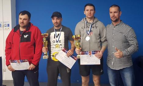 Orădenii, printre protagoniştii turneului internaţional aniversar al clubului King Pong Oradea