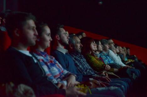 Thriller-ul ardelenesc 'Orizont', în regia salontanului Marian Crişan, a avut o dublă-premieră de gală la Oradea (FOTO/VIDEO)