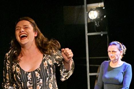 Premiera spectacolului 'Şarpele în iarbă', pe scenă: Trei actriţe vor juca într-un thriller psihologic, la Sala Arcadia din Oradea