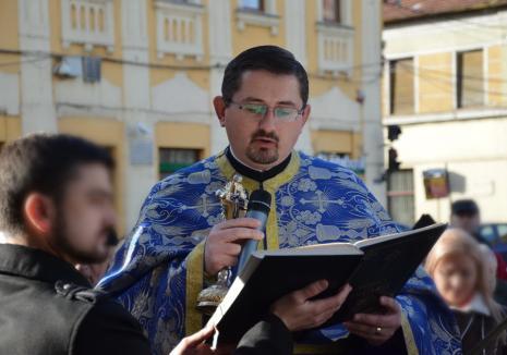Fostul preot de la Biserica cu Lună din Oradea Ovidiu Pop, dat în urmărire națională după ce a fost condamnat la 9 ani de închisoare pentru fraudă