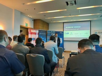 Tu ştii cât de în siguraţă e afacerea ta? CG&GC a prezentat cele mai noi soluţii de securitate a informaţiei, back-up şi stocare de date (FOTO)