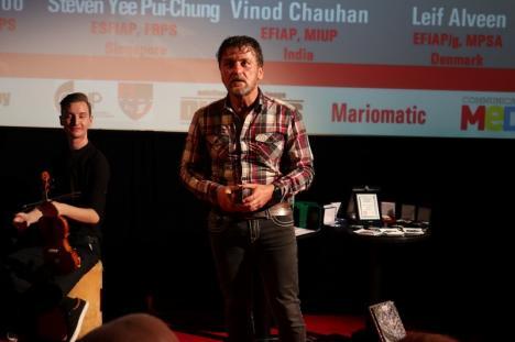 Ovi D. Pop și Adela Rusu au premiat câștigătorii concursului de fotografie al clubului Varadinum (FOTO / VIDEO)