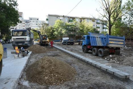 Operaţiunea 'Demolarea': Primăria Oradea amenajează 500 de parcări de domiciliu pe locul a 200 de garaje (FOTO / VIDEO)
