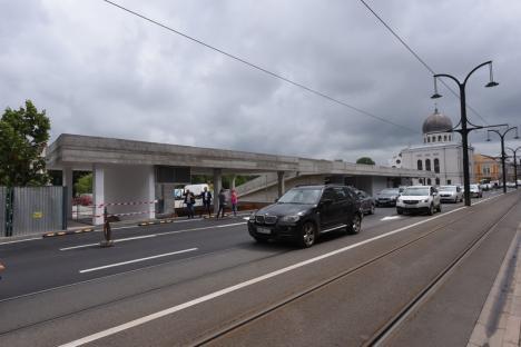 În sfârșit! Parcarea subterană din Piaţa Independenţei din Oradea s-ar putea deschide sâmbătă (FOTO / VIDEO)