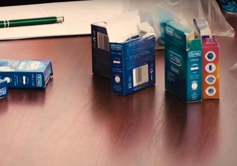 Durex, despre prezervativele cu găuri de la Cluj: Erau contrafăcute (VIDEO)