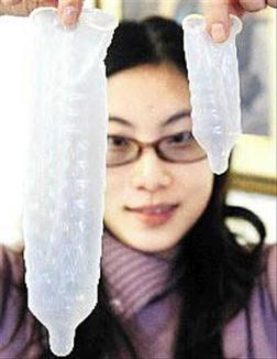 La prezervative, mărimea contează!