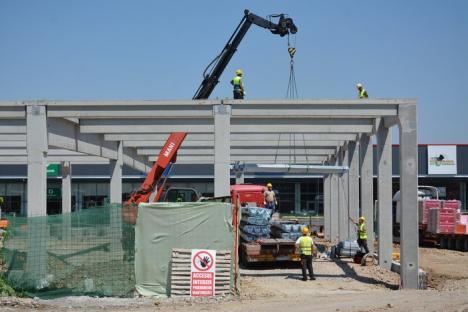 Credit de 8,5 milioane de euro pentru dezvoltatorul Prima Shops Oradea. Vezi în ce stadiu se află complexul comercial (FOTO)
