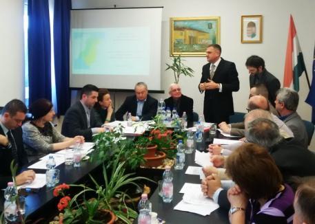 Primarii din Bihor şi Hajdu Bihor pregătesc următoarea perioadă de finanţare europeană