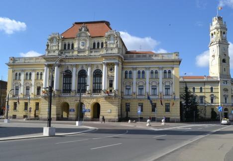 Sărbători (ne)fericite! Primăria Oradea pregăteşte disponibilizări