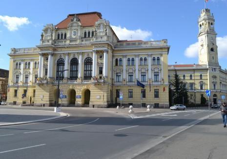 Un' te duci tu, mielule? Angajaţii Primăriei din Oradea nu şi-au primit salariile înainte de Paşte