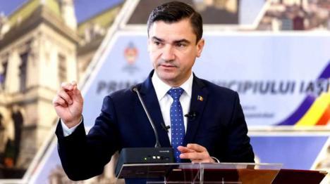Tensiuni cu Dragnea: Primarul de Iaşi, Mihai Chirica, a fost exclus din PSD