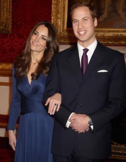 William şi Kate se retrag din viaţa publică