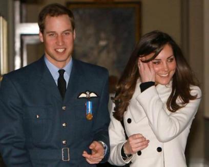 Prinţul William al Marii Britanii se căsătoreşte