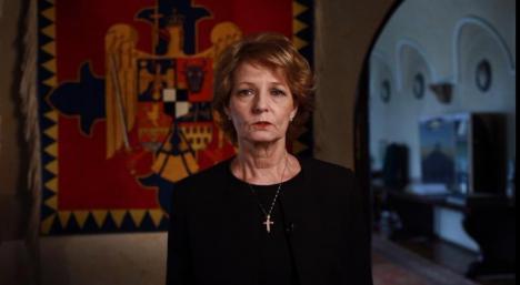 Mesajul principesei Margareta, custodele Coroanei române: 'Bunătatea şi iertarea sa au învins toate relele secolului trecut'
