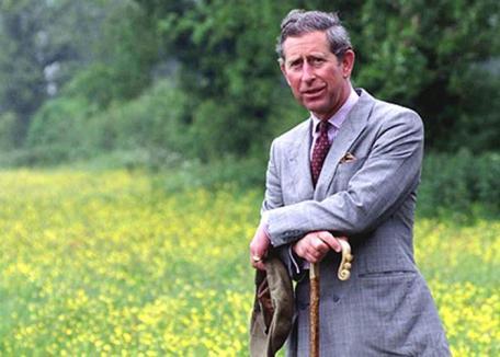 Prinţul Charles, din nou în România