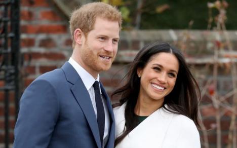 Prinţul Harry şi logodnica sa au anunțat data nunții