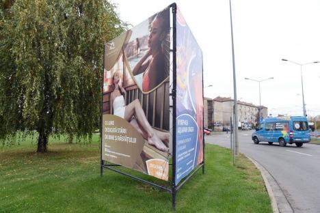 Adio, prisme! Oradea are un nou regulament de publicitate la fel de restrictiv ca precedentul