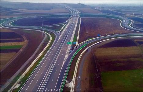 În 2018, în România se vor finaliza cel mult 63 de kilometri de autostradă