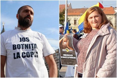 Scumpa mască: Profesorii din Oradea care au instigat elevii la nepurtarea măştii, sancţionaţi cu blândeţe