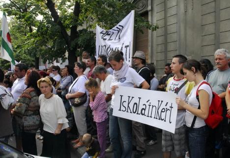 Exclusiv unguresc: Ministerul Educaţiei vrea să înfiinţeze la Oradea un Centru pentru formare continuă în limba maghiară