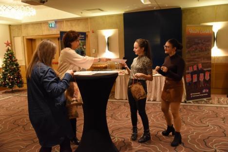 Lecţia de sănătate: Elevii de la Eminescu şi Gojdu au învăţat cum să rămână sănătoşi (FOTO / VIDEO)