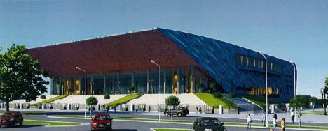 Se face Sala Polivalentă! În februarie se va semna contractul pentru ridicarea sălii cu 5.000 de locuri, iar Piaţa Obor va fi relocată (FOTO)