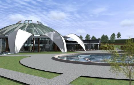 Şeful ADP Oradea spune că nu ştie când va fi inaugurat aquaparkul Nymphaea